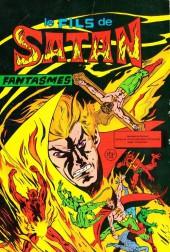 Verso de Le fils de Satan -Rec05- Album N°3207 (n°9 et n°10)