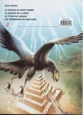 Verso de Protéo -5- Les ténébrions de Babylone