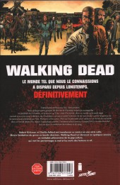 Verso de Walking Dead -26- L'appel aux armes