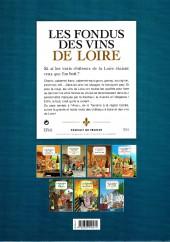 Verso de Les fondus du vin -7- Loire