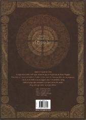 Verso de Les forêts d'Opale -1e07- Le bracelet de Cohars