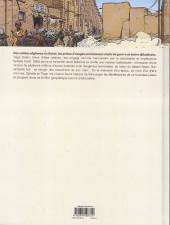 Verso de Tiago Solan -1- Rançon d'état