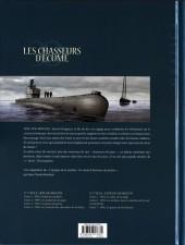 Verso de Les chasseurs d'écume -6- 1939, Les sardines sous le contrôle de la Gast