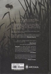 Verso de Mezolith (2010) -2- Book 2