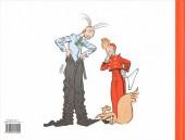 Verso de Spirou et Fantasio (Une aventure de.../Le Spirou de...) -HS2- À tous les coups, c'est Spirou !