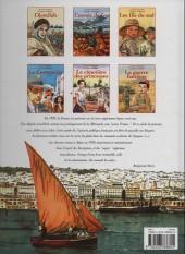 Verso de Carnets d'Orient -4b02- Le centenaire