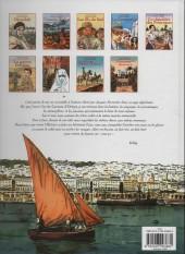 Verso de Carnets d'Orient -9a- Dernière demeure