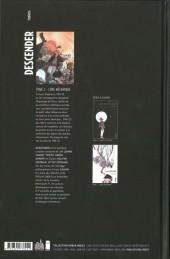 Verso de Descender -2- Lune mécanique