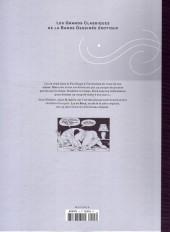 Verso de Les grands Classiques de la Bande Dessinée érotique - La Collection -1513- Liz et Beth - Tome 2