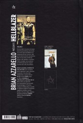 Verso de Hellblazer (Brian Azzarello présente) -1- Volume I