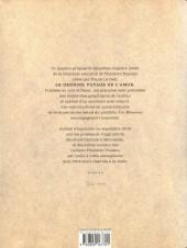 Verso de Théodore Poussin -Cah02- Cahiers Théodore Poussin 2