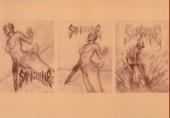 Verso de Sanguine (Sandawe) -HS- Artbook