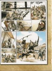 Verso de Sanguine (Sandawe) -HS- Senga, amazone gladiateur