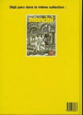 Verso de L'institution Marie-Madeleine -2- tome 2