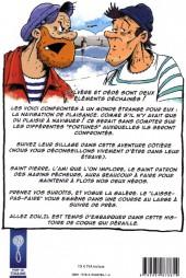 Verso de Sylvère et Dédé -3- L'amer veille au pays de la glisse