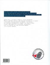 Verso de Philippine Lomar (Les enquêtes polar de) -1- Scélérats qui rackettent
