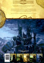 Verso de Elfes -5b- La dynastie des Elfes noirs