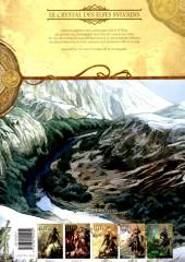 Verso de Elfes -7a- Le Crystal des Elfes sylvains
