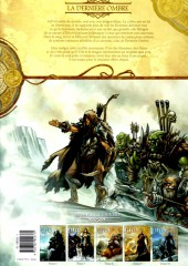 Verso de Elfes -8a- La dernière ombre