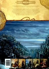 Verso de Elfes -10a- Elfe noir, cœur sombre