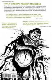 Verso de Creepy (2009) -INT04- Family Values