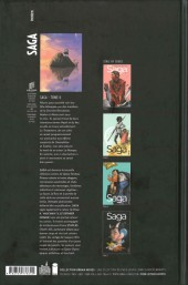 Verso de Saga (Vaughan/Staples) -6- Tome 6