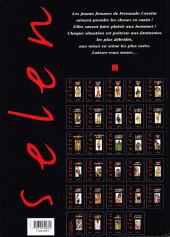 Verso de Selen présente... -29- Sur le bout de la langue