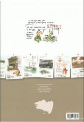Verso de Une Bretagne par les contours -8- De Plouescat à Plouguerneau