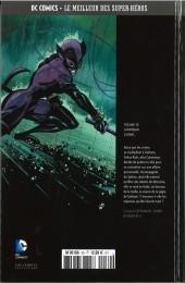Verso de DC Comics - Le Meilleur des Super-Héros -30- Catwoman - À Rome...