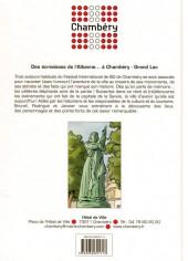 Verso de Chambéry - Mémoires d'éléphants