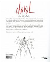 Verso de (AUT) Chaval - Chaval au sommet