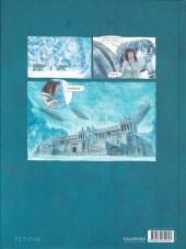 Verso de À la croisée des mondes -3- Les Royaumes du Nord - 3
