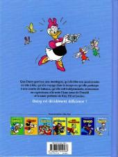 Verso de Les grands Héros Disney -7- Délicieuse Daisy