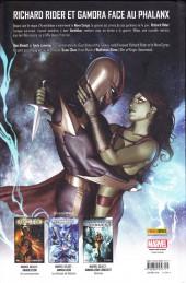 Verso de Nova (Marvel Deluxe) -1- Annihilation Conquest
