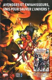 Verso de All-New Iron Man & Avengers -HS01- Le Chevalier obscur