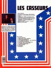 Verso de Les casseurs - Al & Brock -1b1985- Haute tension