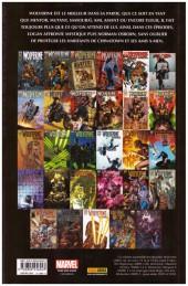 Verso de Wolverine (Omnibus) -1- Wolverine