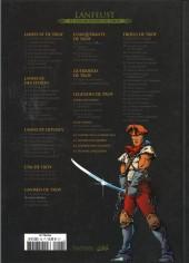 Verso de Lanfeust et les mondes de Troy - La collection (Hachette) -28- Gnomes de Troy - Sales Mômes