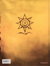 Verso de L'Étoile du désert -3ES- Tome 3