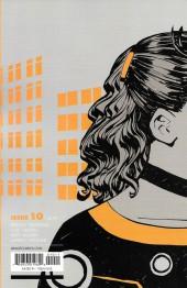 Verso de Paper Girls (2015) -10- Paper Girls