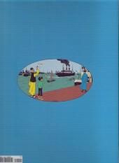 Verso de Tintin - Divers - A la découverte des grands ports du monde