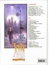 Verso de XIII Mystery -10- Calvin Wax