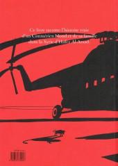 Verso de L'arabe du futur -3- Une jeunesse au Moyen-Orient (1985-1987)