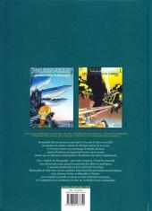 Verso de Broussaille -INT01- L'Intégrale 1 - 1978-1987