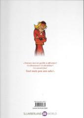 Verso de Spirou et Fantasio (Une aventure de.../Le Spirou de...) -10TL- La lumière de Bornéo