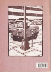 Verso de (AUT) Taymans, André -2- Carnet de route