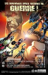Verso de Justice League Univers -8- Numéro 8