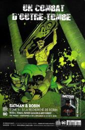 Verso de Batman Univers -8- Numéro 8