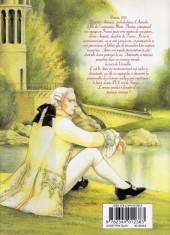 Verso de Marie-Antoinette - La jeunesse d'une reine (Soryo)