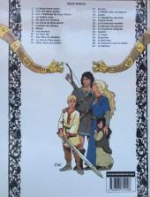 Verso de Thorgal -6c2004- La Chute de Brek Zarith